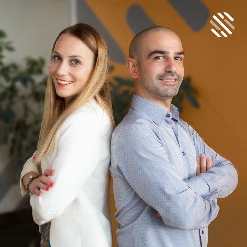 Meet the Recruiters Geri & Davide_IG